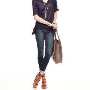 Catherine Malandrino Indigo Aimee Skinny Jeans 28